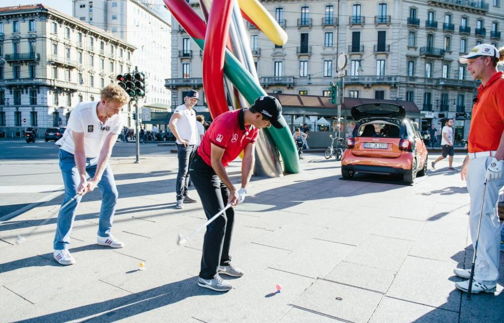 smart Urban Golf: The smart Way To Play