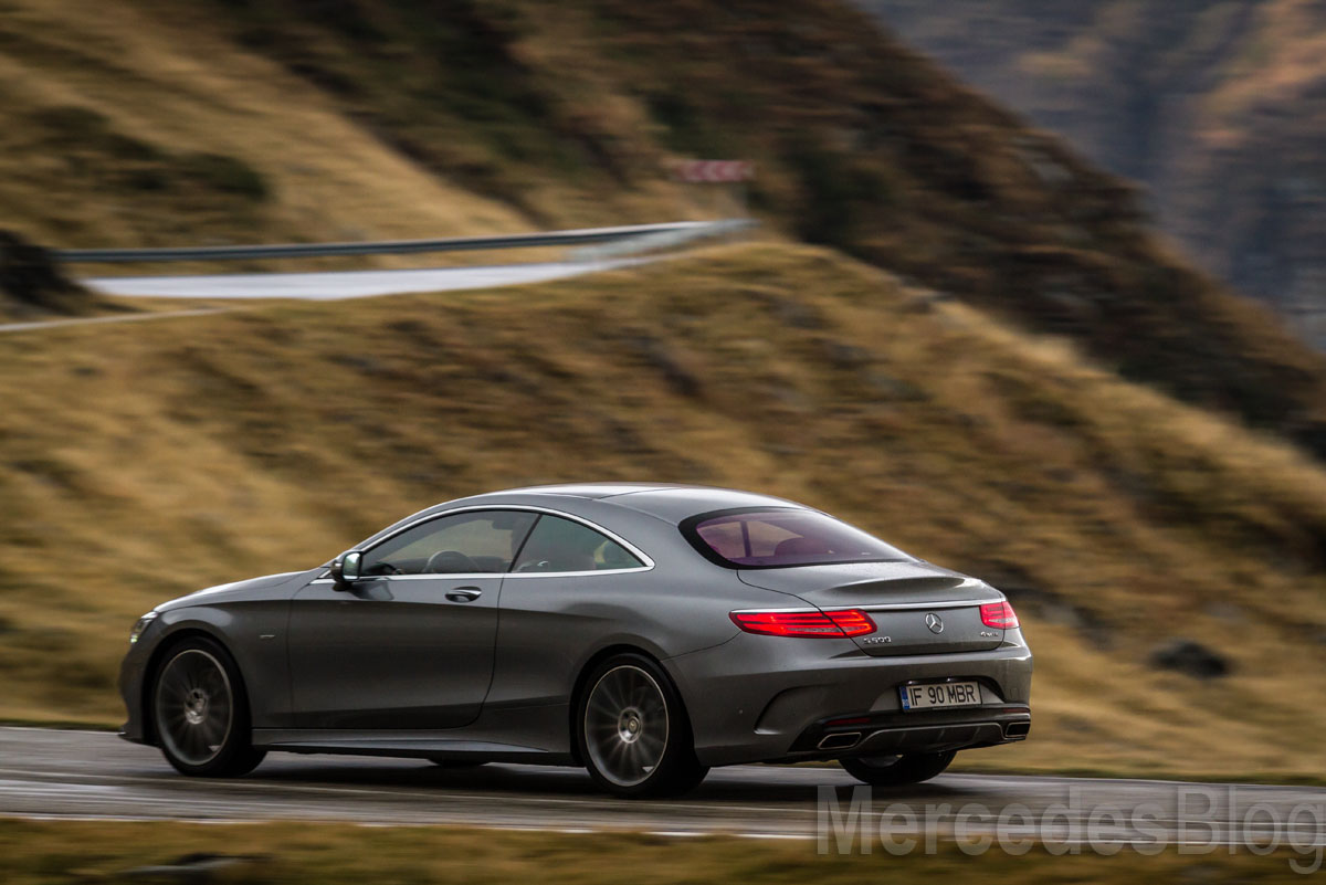 Test Mercedes S5004Matic coupe mercedesblog  44