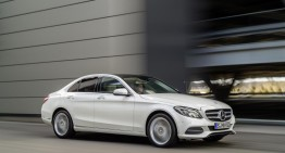 The Mercedes-Benz C-Class Is A Winner! Arigato, Japan!