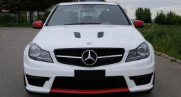One off Tuning C63 AMG Edition 507 for Australia