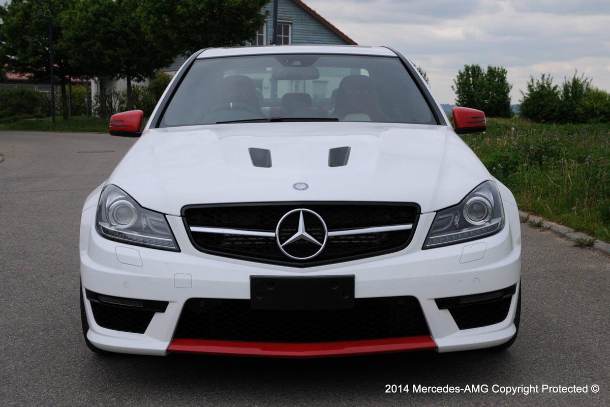Tuning C63 Amg Edition 507 For Australia Mercedesblog