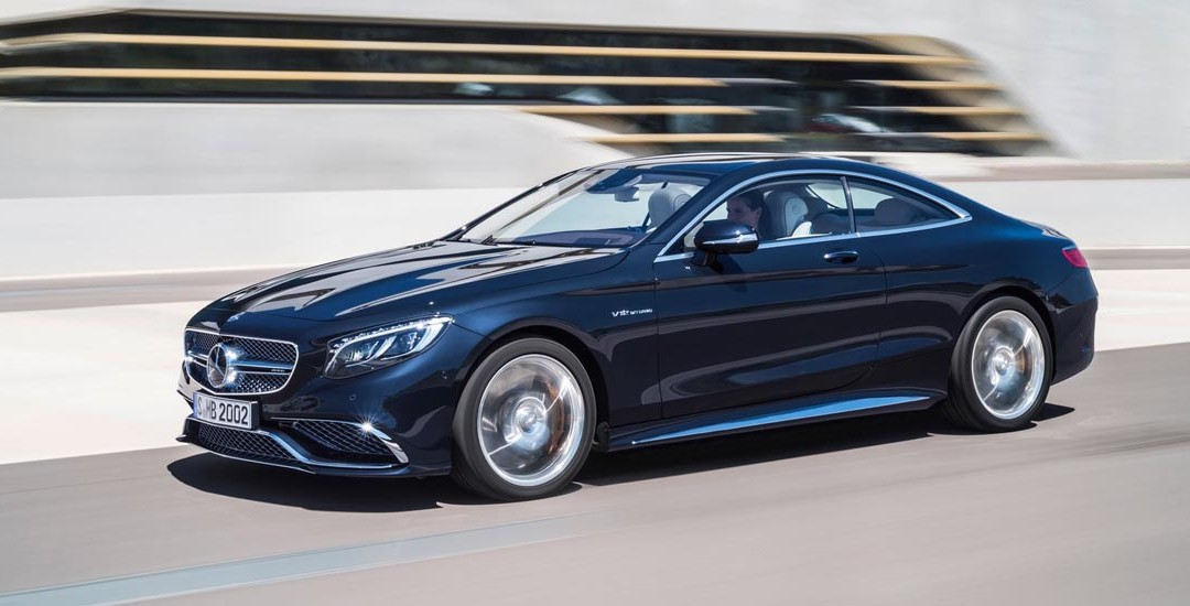 A galactic car for a galactic star: Cristiano Ronaldo gets a Mercedes S65 AMG Coupe