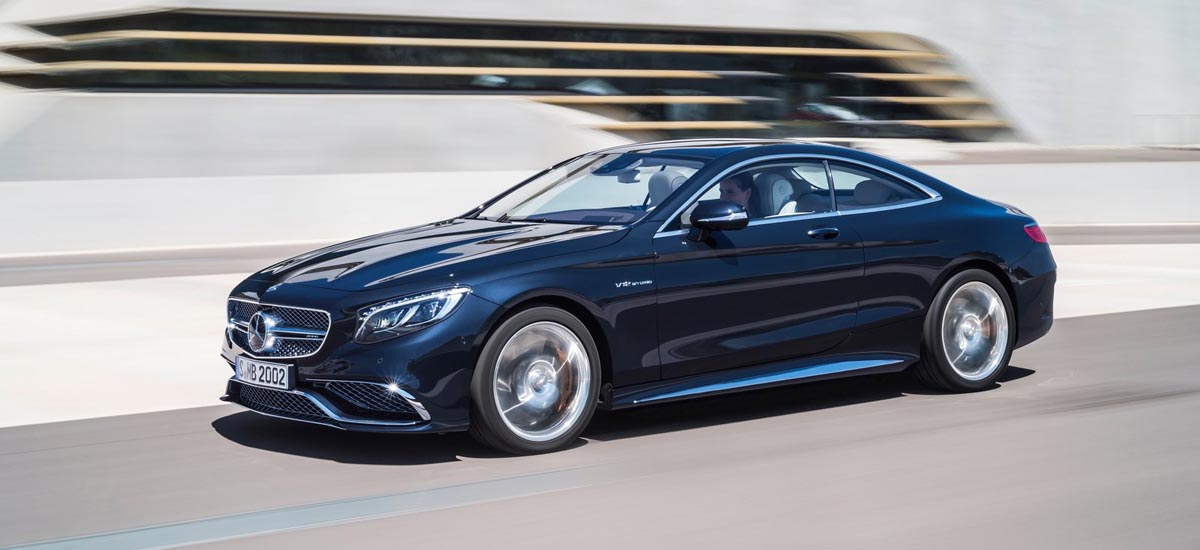 US Prices Mercedes-Benz S-Class Coupe - S65 AMG Coupe - Mercedesblog