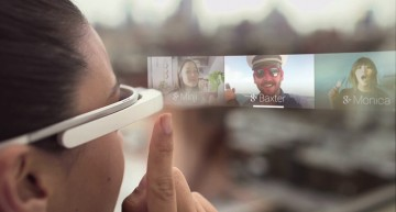 Don't use Google Glass while Driving