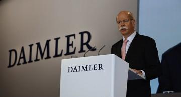 Daimler reports a 29% jump in Q3