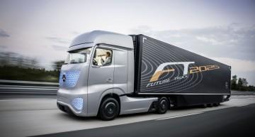 Mercedes-BenzFuture2025 Truckin the Present