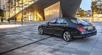 100,000 S-Class Models sold in One Year