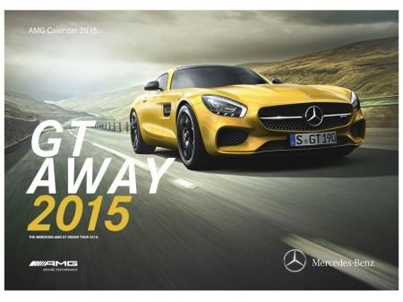 Mercedes 2015 Calendar