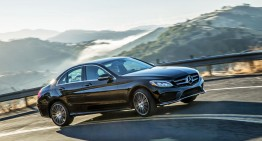 C is for comfort with 2018's Mercedes C-Class