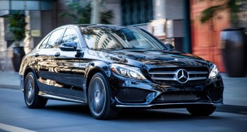 """Mercedes-Benz, at the Top """"Down Under"""""""
