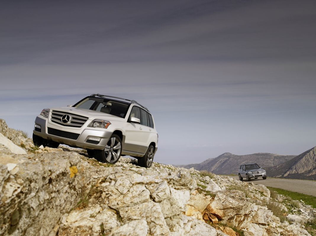 Mercedes-Benz Vision GLK Freeside 1