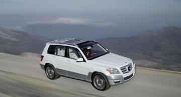 First Premium Compact SUV: Mercedes Vision GLK Freeside