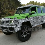 Mercedes G63 AMG 4×4 GREEN MONSTER