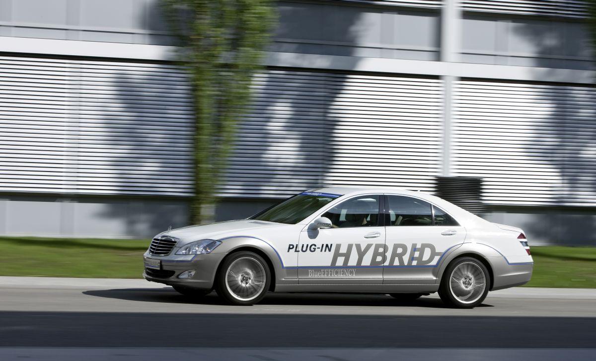 Mercedes Vision S 500 Plug-In Hybrid 3