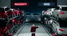 Naughty or Nice? A Mercedes Better Price!