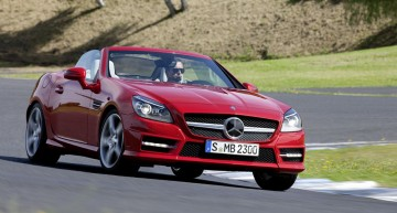 Mercedes SLK – The Most Reliable Car at TUV Report 2015