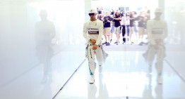 Lewis Hamilton was persuaded to join Mercedes by Ross Brawn