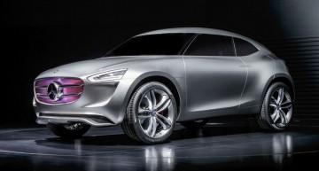 Mercedes G-Code Previews the Future Mercedes X-Class
