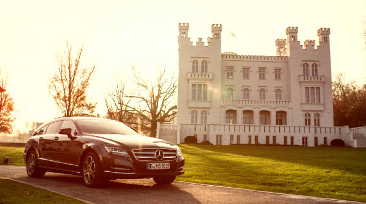 Mercedes-Benz in Heiligendamm