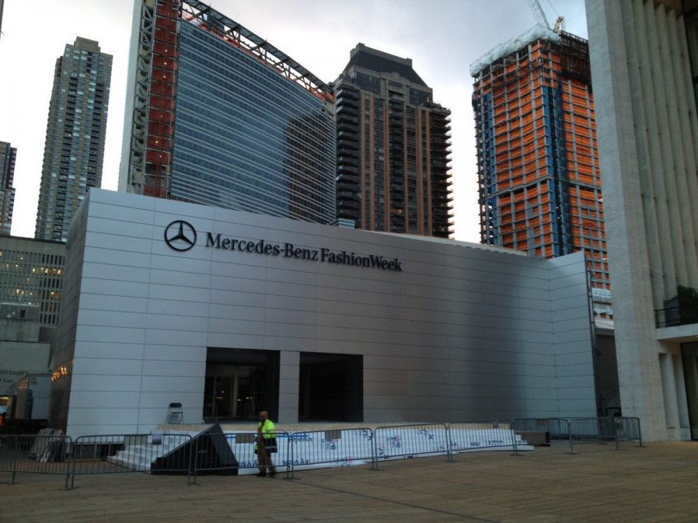 Mercedes-Benz New York Fashion Week