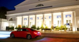 Mercedes-Benz in Heiligendamm: Winter by the Sea