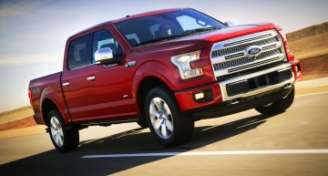 The Top Luxury Car in America is a Truck!