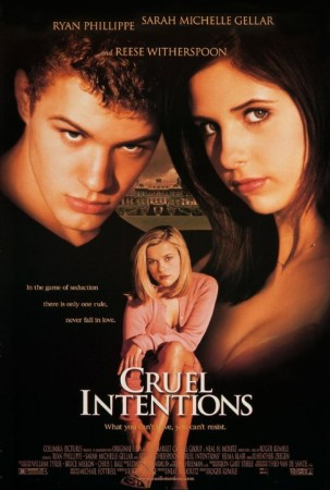 """Cruel Intentions"" on a Mercedes"