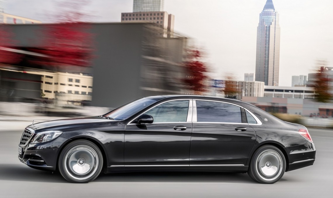 Mercedes maybach s600 receives a starting price tag of for Mercedes benz s600 price