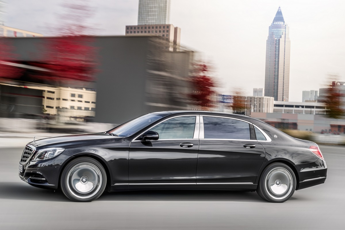 Mercedes maybach s600 receives a starting price tag of 187 841