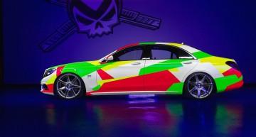 The Rainbow Benz