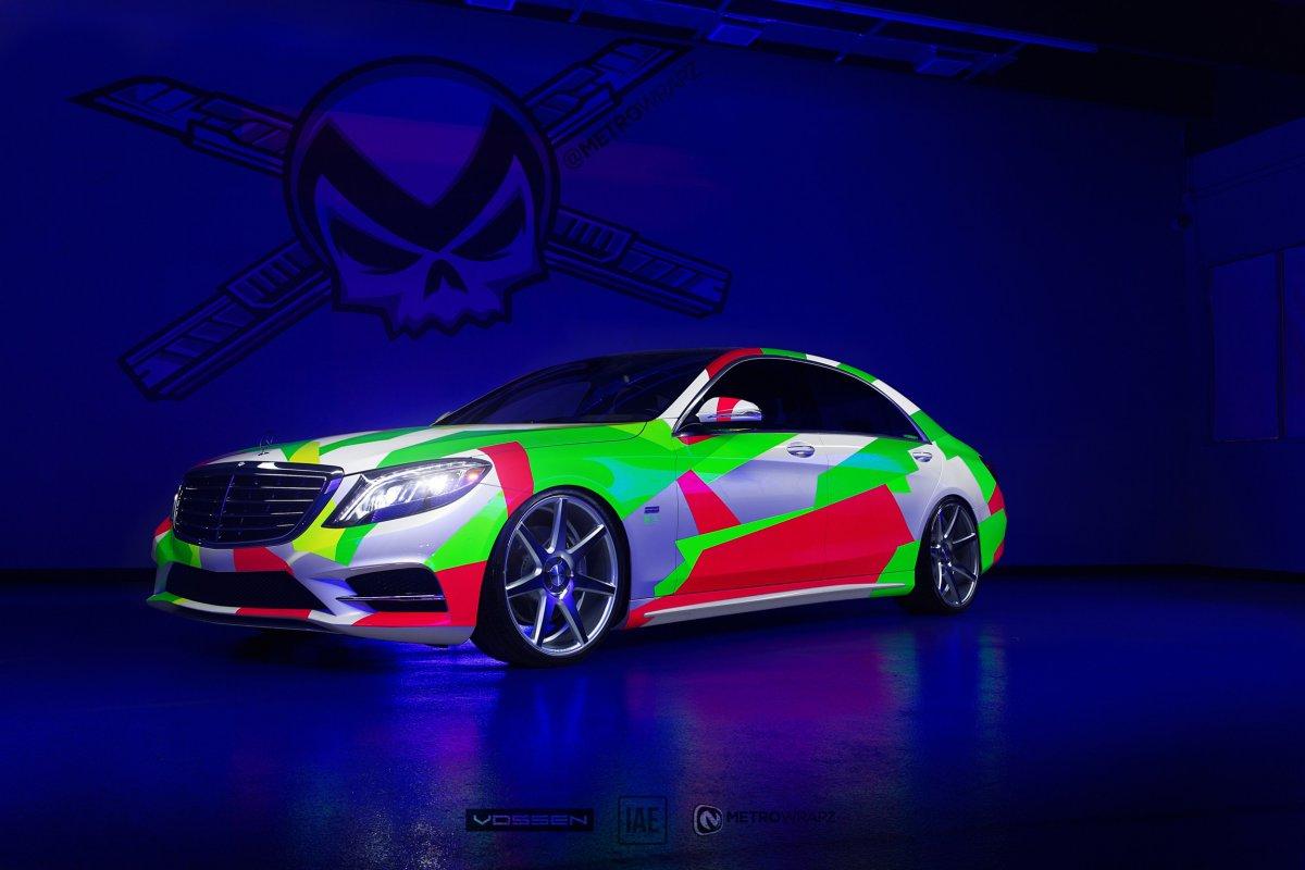 Rainbow Benz