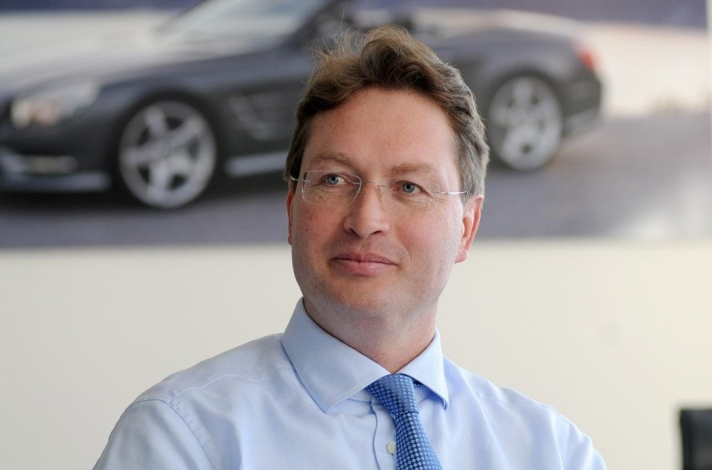 Ola Källenius Appointed in the Daimler AG Board of Management
