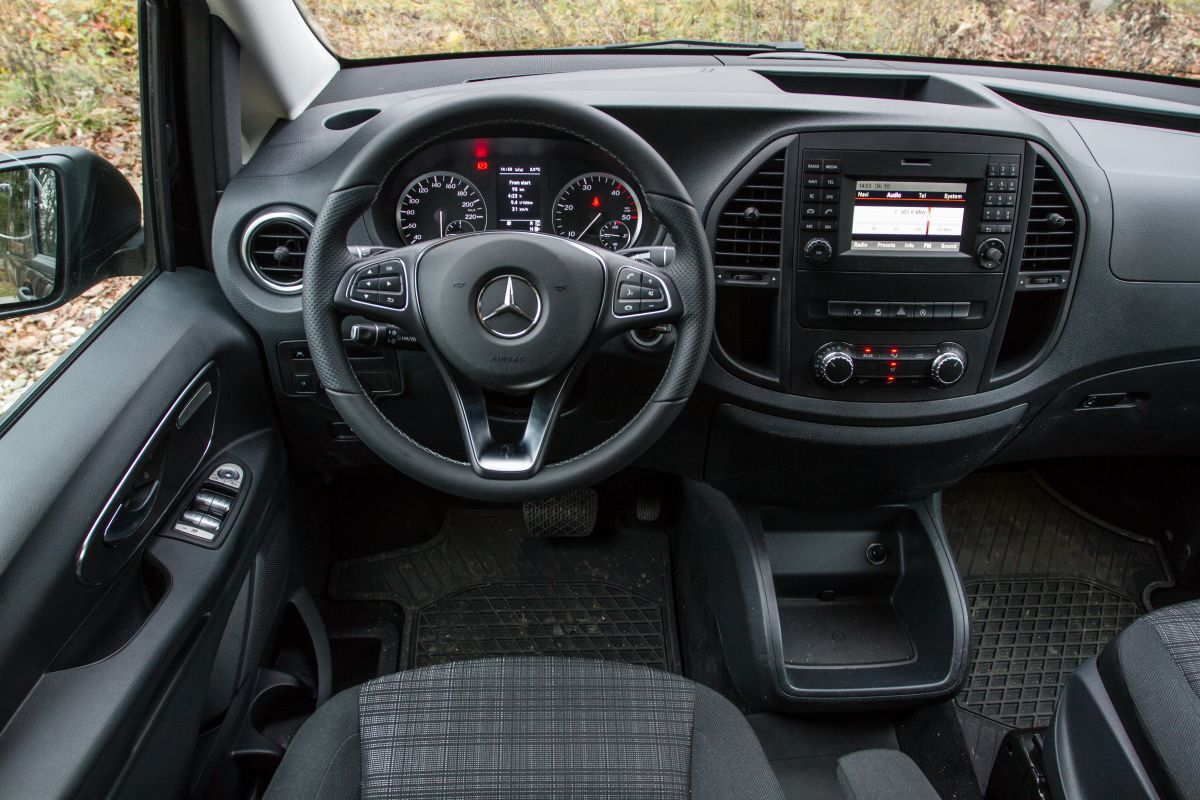 First Review Mercedes Benz Vito 190 Bluetec Tourer Select Mercedesblog