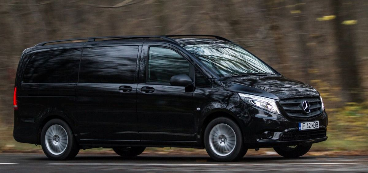 first review mercedes benz vito 190 bluetec tourer select