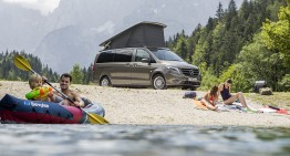 Marco Polo named Compact Camper Van of the Year 2015