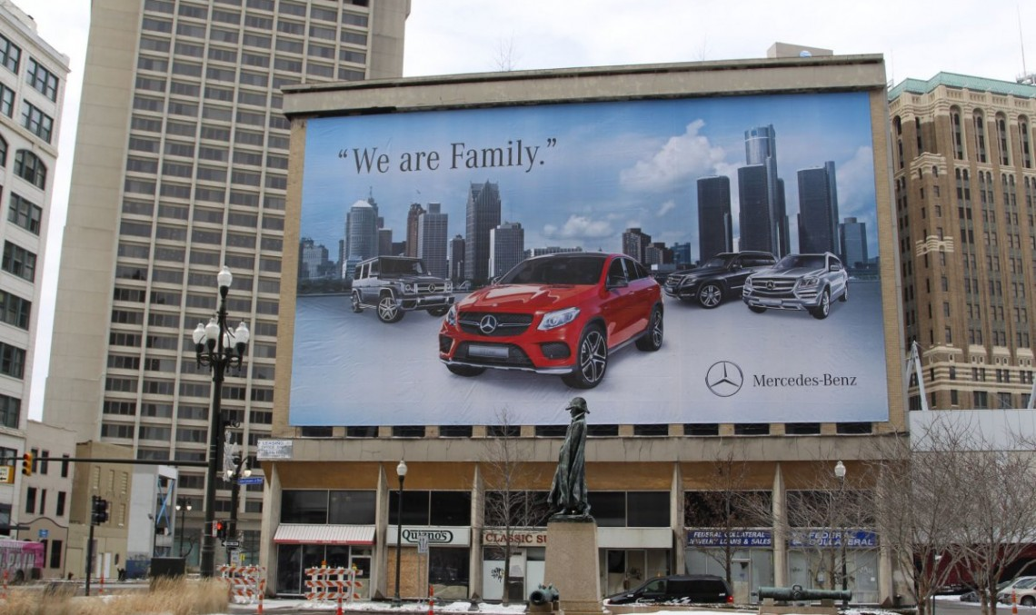 Mercedes-Benz planning to skip the 2019 Detroit Motor Show