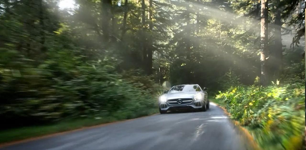 AMG GT Mercedes-Benz Ad