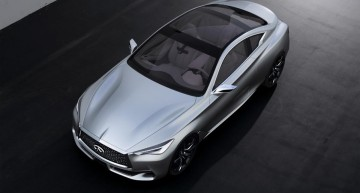 Infiniti's preemptive answer to the future C-Class coupe