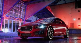 JLR is setting its guns on the US; then, the world