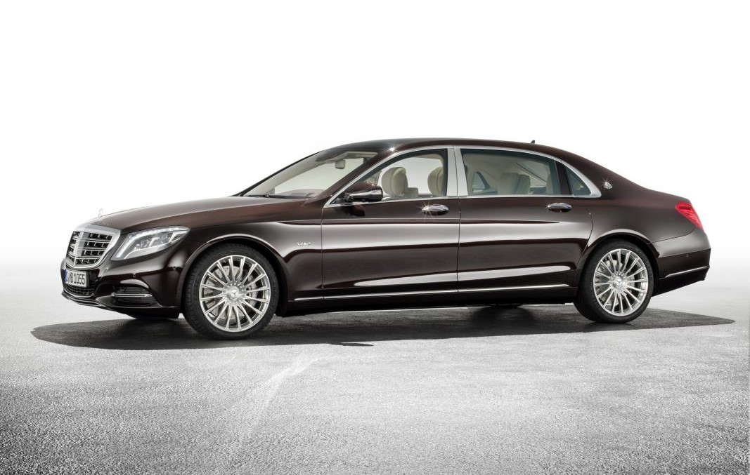 Mercedes-Maybach launches in China before the U.S.
