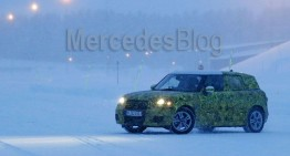 Exclusive: First Spy Shots of the Mini Countryman