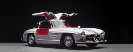 SL Gullwing no airbag