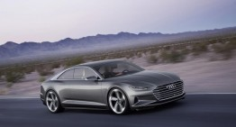 CES 2015: Audi Prologue piloted driving prototype revealed
