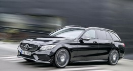 Mercedes-Benz C 450 AMG Sport Storms into Detroit with 367 HP