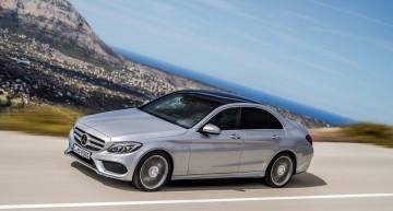 Euro NCAP: Mercedes-Benz C-Class, the Safest Large Family Car