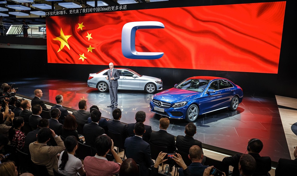 Mercedes-Benz China boss lives to see another mandate