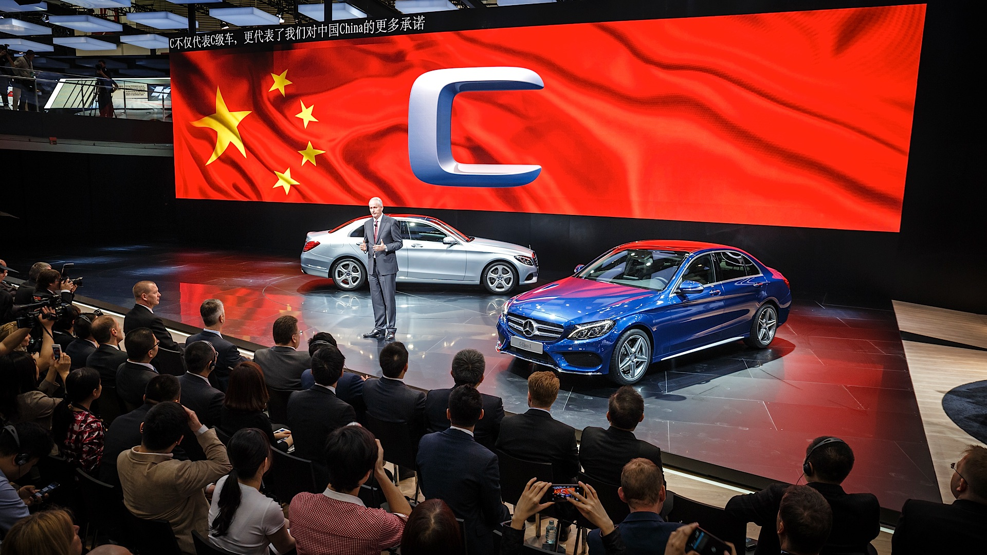 Mercedes benz china boss lives to see another mandate for Mercedes benz china