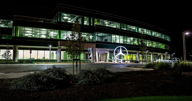 Mercedes-Benz USA could lose 60 percent of its HQ employees