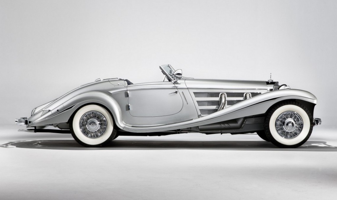top 7 most beautiful mercedes benz models ever built
