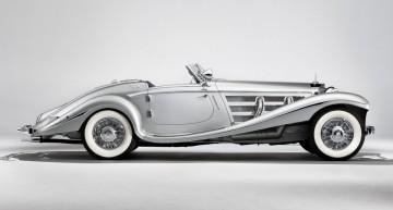 TOP 7 most beautiful Mercedes-Benz models ever built